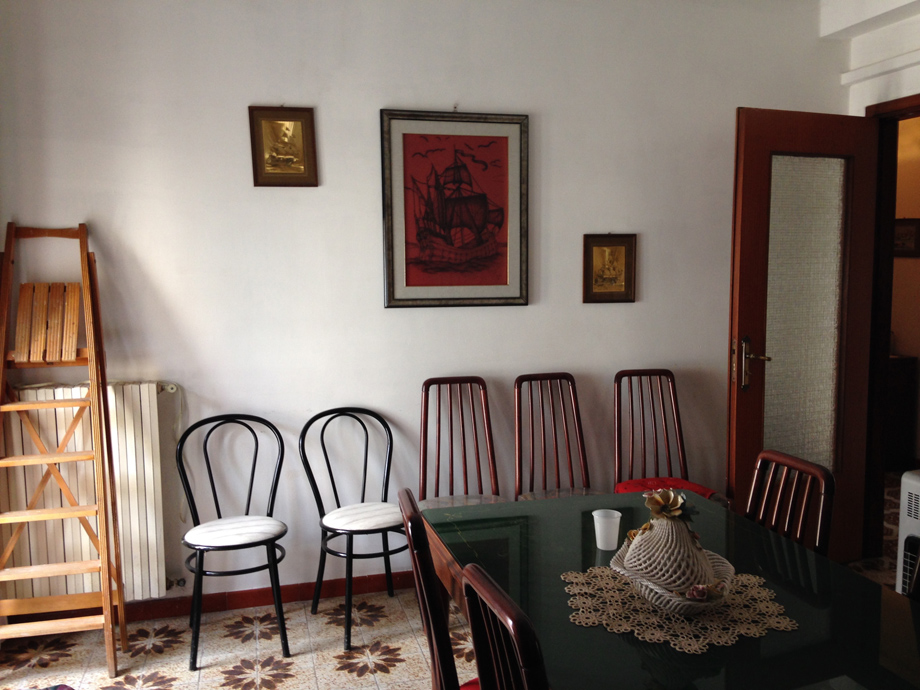 Camera da pranzo secondo piano u sicily country house