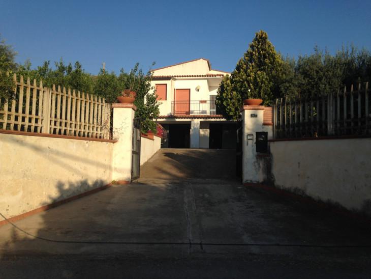 Ingresso villa